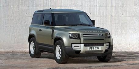 Land Rover Defender Iconische Suv Met Ongeëvenaarde